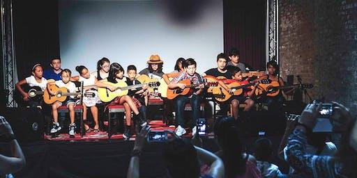 PILSEN: SUMMER Guitar Class for Kids and Parents (Level V)