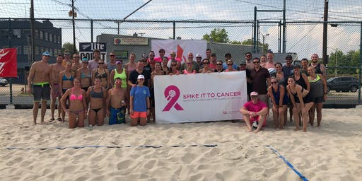 Spike IT To Cancer 2019
