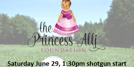Princess Alli Foundation Golf Fundraiser