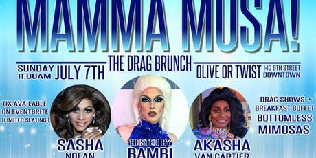 Mamma Mosa: The Drag Brunch tickets
