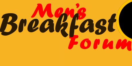 Mens Breakfast Forum tickets