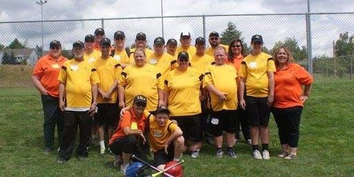 Special Olympics Douglas County Softball Game