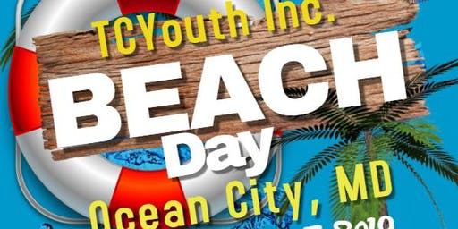 "TCYouth ""Beach Day"" to Ocean City, MD"