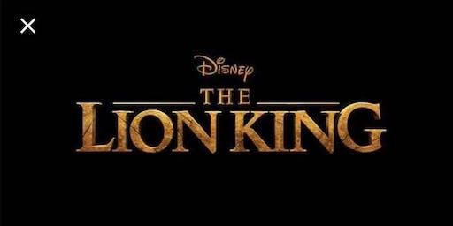 KJFC 2020 Touring Team Screening- The Lion King