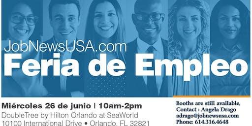 JobNewsUSA.com  Feria de Empleo Orlando / Kissimme