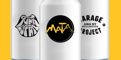 Beer Night w/ Mata Brewery