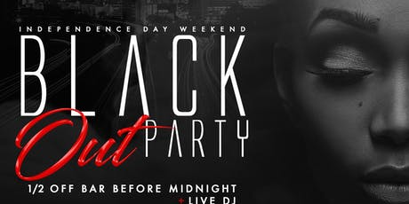 City-wide Black Out Party!(all black affair) tickets