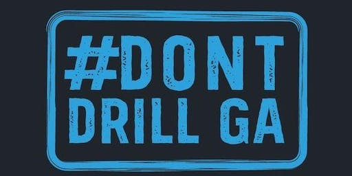 Learn About the DONT DRILL GA Coalition