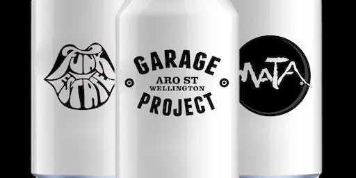 Beer Night w/ Garage Project