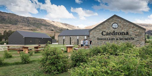 Cardrona Distillery at Fire Restaurant