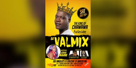 MJM PRESENTS: THE KING OF CHAWAWA PRAL GEN LOBEY tickets