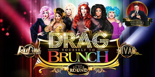 Drag Yourself to PRIDE Brunch