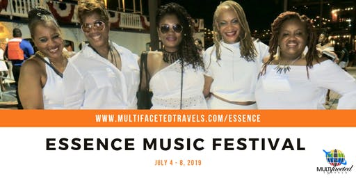 Essence Fest Ultimate Party Package