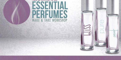 Create a your own Scent: feel great, smell great