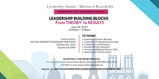 Leadership Summit - Ministerial Roundtable