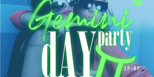 I Love Day Parties The Gemini Day Party @ Level Uptown