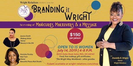 Branding it Wright tickets