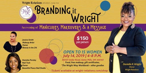 Branding it Wright
