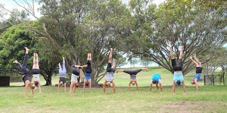 Handstand Workshop - Beginners and Intermediate tickets