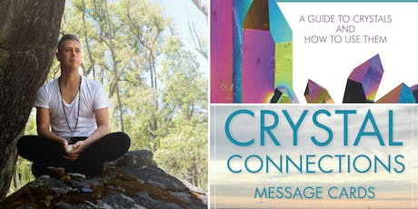 Crystal Connection with Author Adam Bartlet tickets