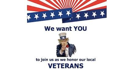 Veterans Appreciation Community Picnic tickets