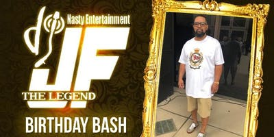 DJJF The Legend Birthday Bash