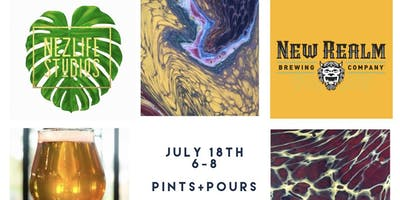 Pints and Pours at New Realm with Nez