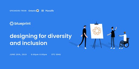 Designing for Diversity and Inclusion tickets