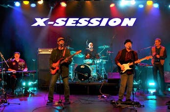 X-Session tickets