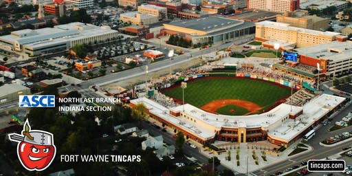2019 ASCE Northeast Branch Tincaps Outing