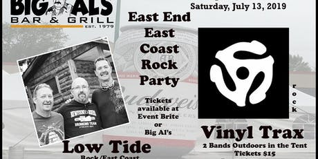 EAST END EAST COAST PARTY tickets