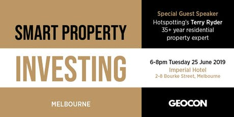 Smart Property Investment - Melbourne Event tickets