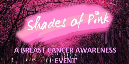 Shades of Pink ..Portrait of A Survivor