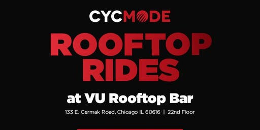 CYCMODE Live DJ Ride + Brunch at VU Rooftop feat Bruno Mars, Lizzo, & Britney Spears
