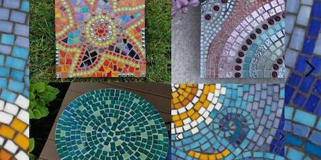 Midsummer Mosaics Workshop tickets