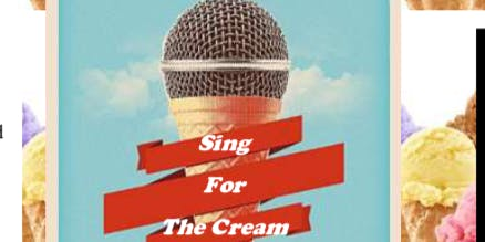 Ice Cream Tour (Sing for the C.R.E.A.M.)
