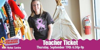JBF Teacher Presale Ticket | N.Richland Hills