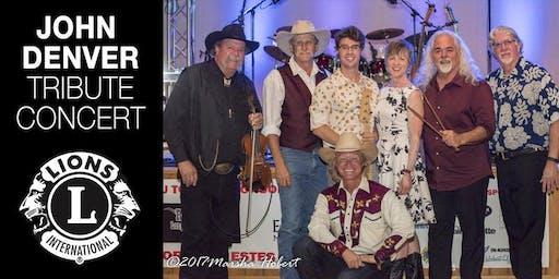2019 John Denver Tribute Concert - Estes Park Lions Club