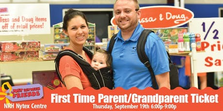 JBF First Time Parent Presale Ticket | N. Richland Hills tickets