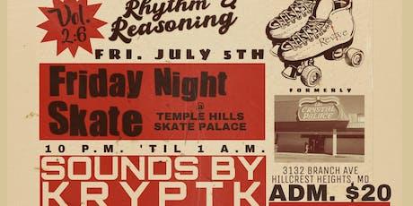 Hotdogg ENT presents REVIVE RADIO Rhythm & Reasoning Vol 2:6  tickets