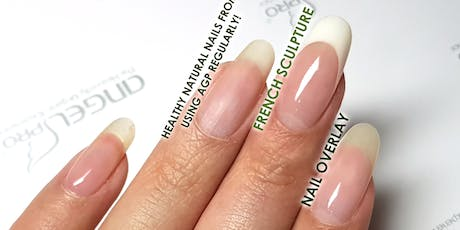 Learn to extend your own nails using PolyGelly. [For Beginners] tickets