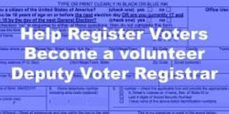 Voter Information and VDR Training (this a free public event) tickets