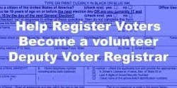 Voter Information and VDR Training (this a free public event)