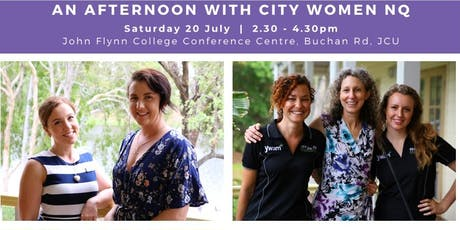 An afternoon with City Women NQ tickets