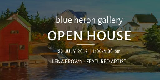 Blue Heron Gallery Annual Open House