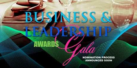 Business and Leadership Awards Gala tickets