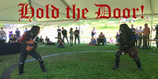 Hold the Door Synthetic Longsword Tournament