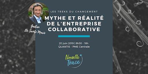 Trek inspirant – « Mythe et réalité de l'entreprise collaborative » chez QANTIS-PME Centrale