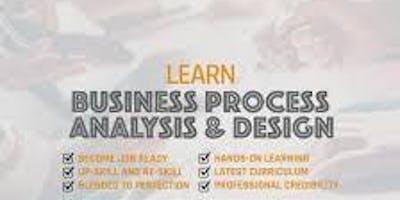 Business Process Analysis & Design 2 Days Training in Hamilton