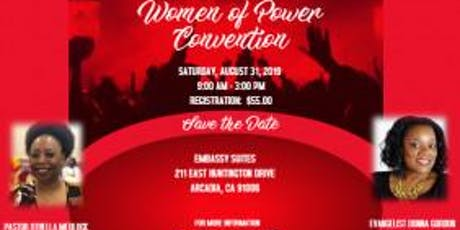 Women of Power 2019 tickets